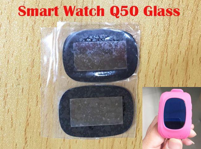 Anak Kaca Telepon G36 Q50 Q50 Anak telepon Kaca, hanya AKSESORIS untuk Q50 Kaca Dengan nomor Pelacakan menonton