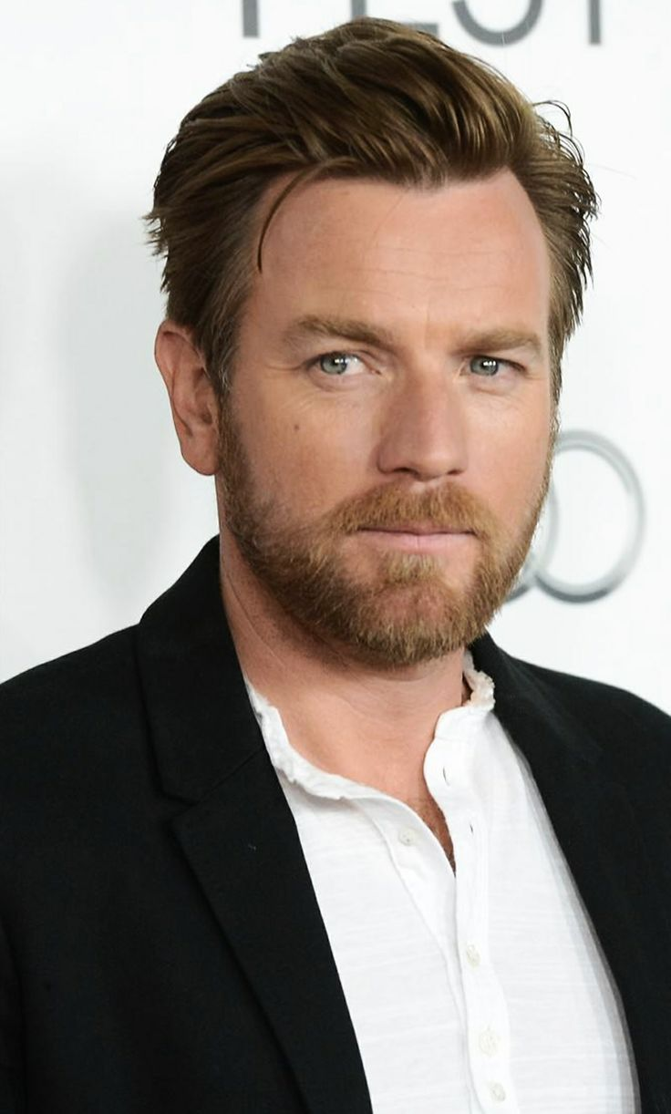 Ewan McGregor- always had a little thing for this man.