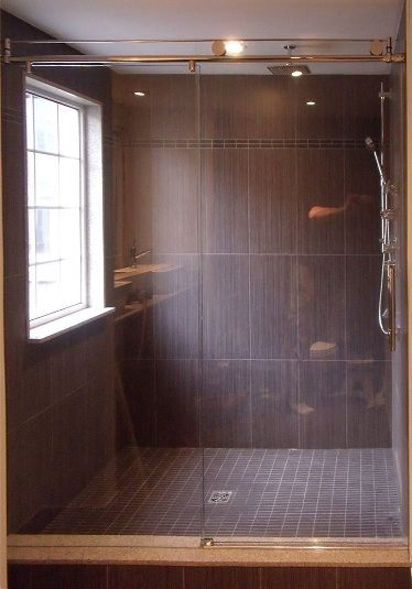 how to clean shower doors with dryer sheets