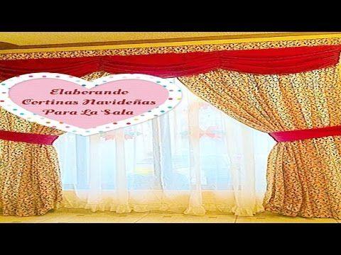 Costura: Como hacer cortinas, decora tu hogar muy fácil -Todo en Uno - YouTube
