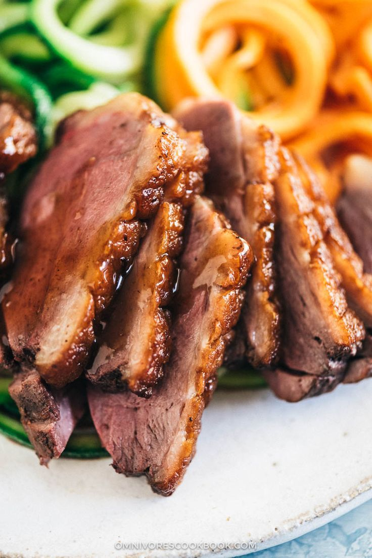Crispy Chinese Duck Breast | Peking | Roast | Crispy | How ...