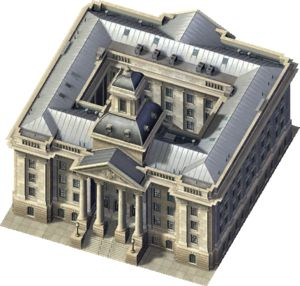 Large City Hall (Unimplemented) - SimCity 4 Encyclopaedia