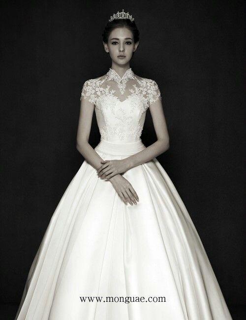 몽유애웨딩#12월호 화보#몽유애#www.monguae.com#korea wedding dress몽유애 본식용드레스#문의 02.541.8575#청담동 웨딩숍