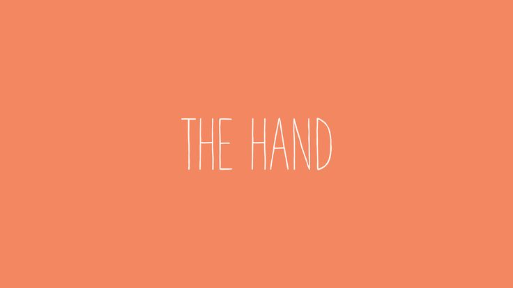 The Hand is a handwritten font designed by Fanny Coulez and Julien Saurin of theFrench foundry 'La Goupil Paris'. Designed with agoal to createthe most gener