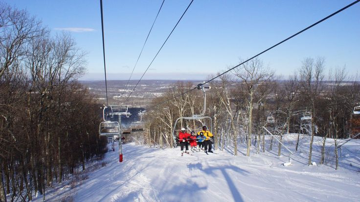 "Enjoy the best of winter by checking out the ""First-Time Ski&Snowboard"" package, a fun way to stay active and enjoy some quality time outdoors in PA. #travel #getaways"