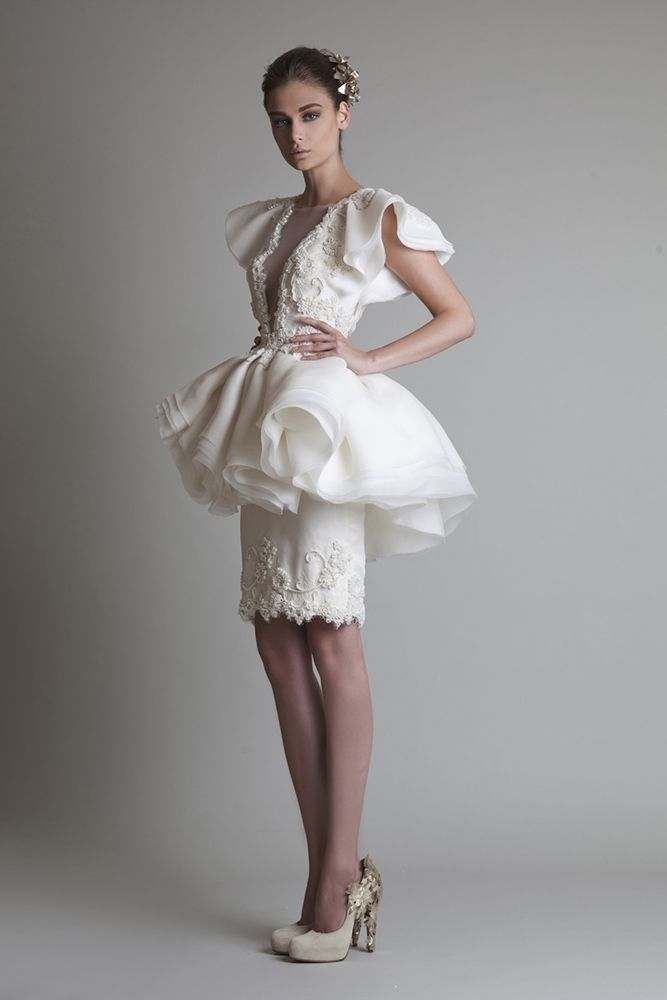 Krikor Jabotian Closure New 2014 Collection | Best Fashionest