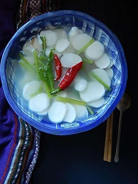 乳酸菌タップリ&翌朝スッキリのヘルシーレシピ!サラダかぶの水キムチ - 今日、なに食べよう?〜有機野菜の畑から~