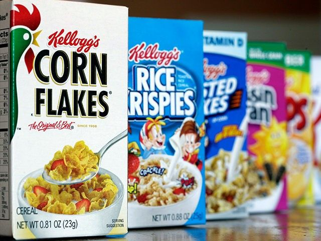 "11/30/16 BOYCOTT, Please ~ #DumpKelloggs: Far-Left Cereal Giant Kellogg's Warns of 'Racial Privilege' ~ The Kellogg Company, famous for its breakfast cereals, is giving far-left activists hundreds of millions of dollars to promote left-wing causes and projects, including ""white privilege"" and ""structural racism."""