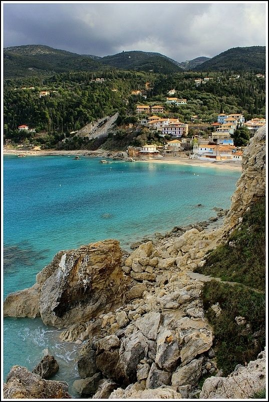 This is my Greece | Agios Nikitas is small and charming fishing village in the westnorthern part on the island of Lefkada