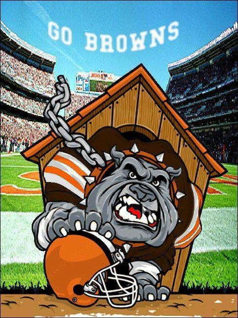 """Cleveland Browns have a long tradition in football with many """"Browns Backers"""" across the country. Will this be the year that they return to glory!"""