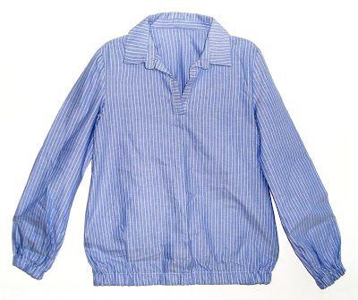 Jo Fashion - blogger: Μπλούζα γυναικεία χειροποίητη από την Ιωάννα Δημητ...