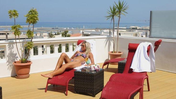 Hotel Olympic Palladium, Creta, Grecia