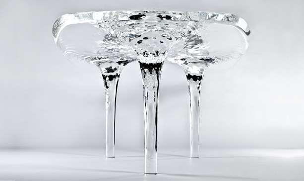34 Transparent Furniture Pieces