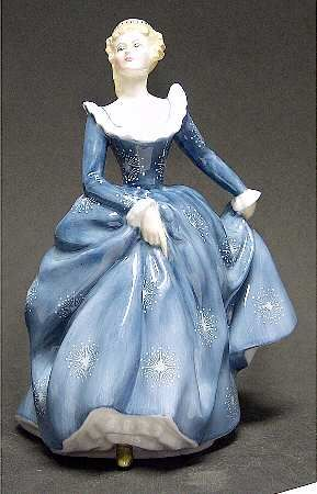 Royal Doulton Royal Doulton Figurine Fragrance - No Box