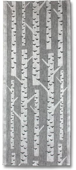 Koivu Birch Trees Runner (I want one of everything from this website)