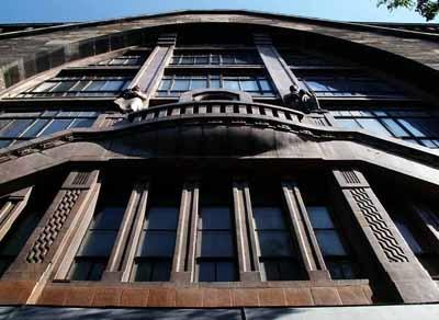 """Edificio """"Parisi"""", viale Andrassy"""