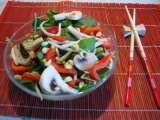 Recette Salade chinoise