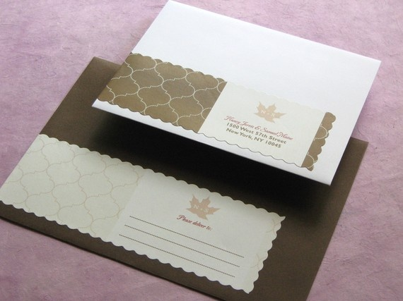 Rustic Yet Elegant Envelope Labels · Wedding LabelsRustic Wedding  InvitationsEnvelope ...