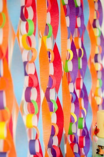 guirnaldas de color