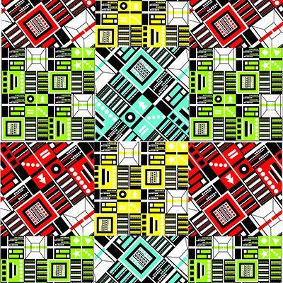 Personaliza tu dispositivo móvil con la obra Techno de Clara López en  www.moby-ink.com #MobyInk #PersonalizaTuMovil #ClaraLópez #Techno