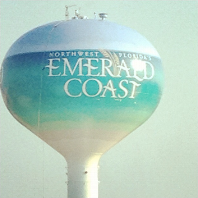 Take the drive down 30a / Destin Florida and explore the Emerald Coast.  You will find restaurants and shops and views of the beautiful Emerald Coastline.