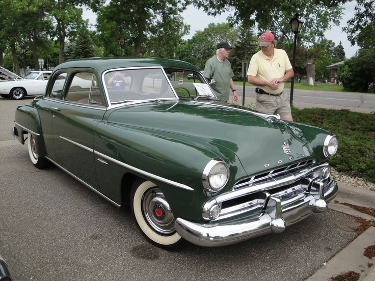 155 best dodge 1950 1955 images on pinterest old school cars 1951 dodge coronet coupe publicscrutiny Gallery