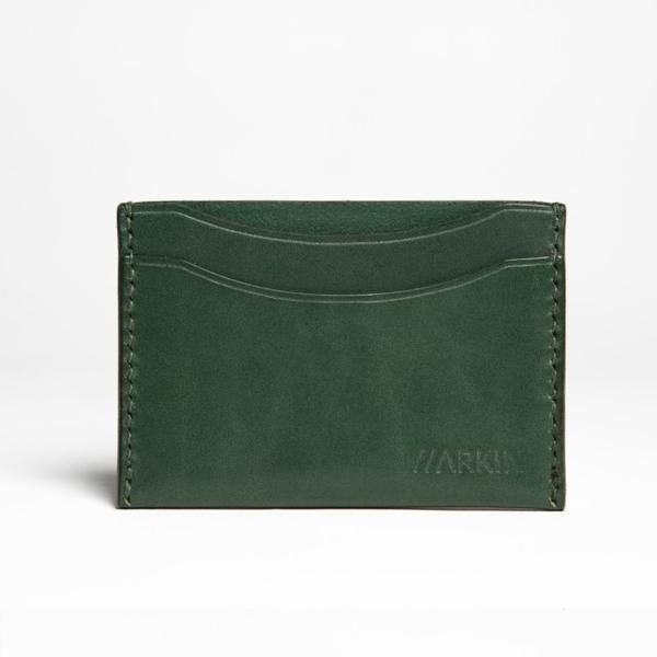 Head to O'Dell's in London to pick up Arkin Leather Goods.    InStock: Green Dekker Wallet
