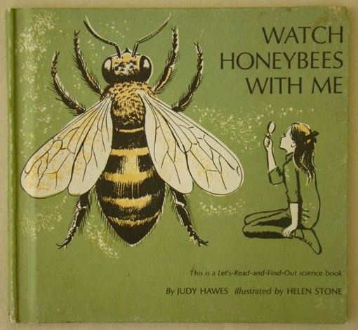 book cover illustration by Helen Stone.  Watch Honeybees with Me.