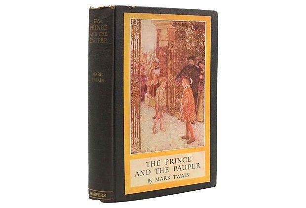 The Prince and the Pauper, 1909 on OneKingsLane.com