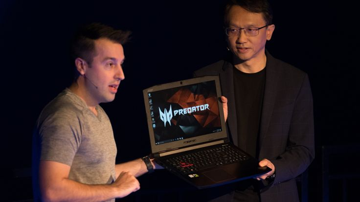 Acers Predator Triton aims to be the king of ultra-thin gaming laptops