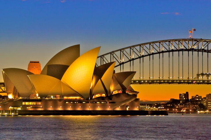 Opera House Sydney - http://www.guiddoo.com/