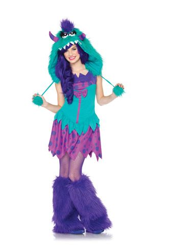 Tween Halloween Costumes Ideas