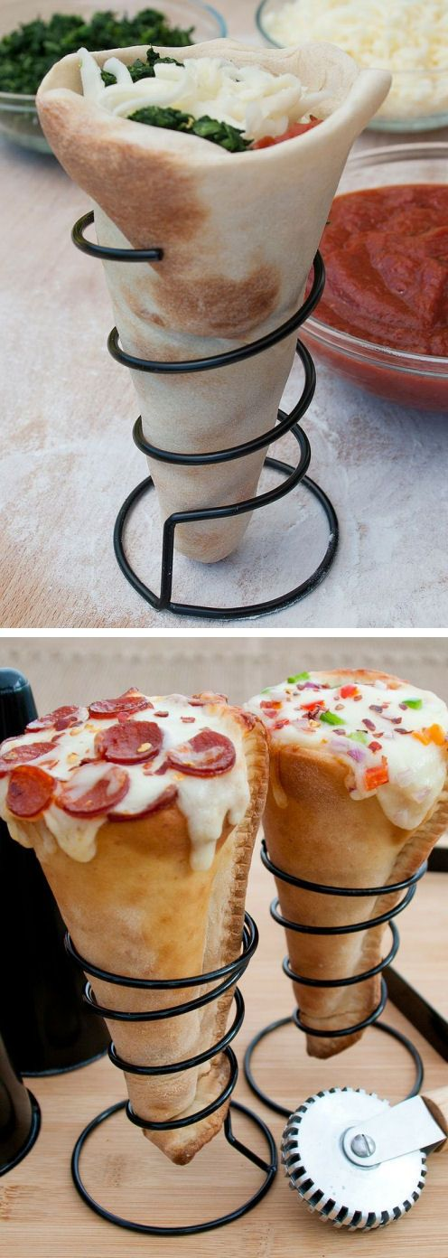 WoW Pizza Cone Grilling Set // #need #neat #want #love
