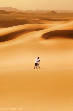 "simobutterfly: "" My Teacher in the Desert by Funtoon """