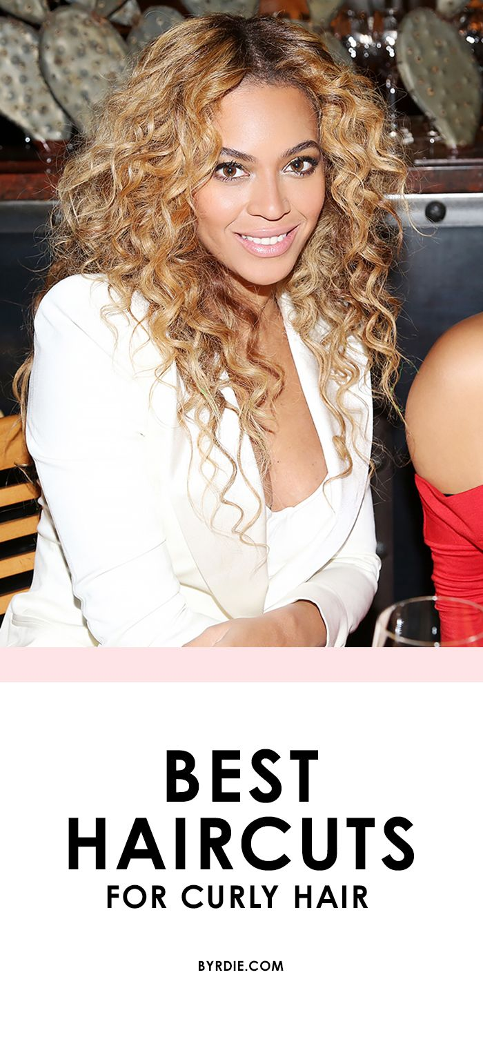 The all-time best haircuts to try if you have curly hair (via @byrdiebeauty)