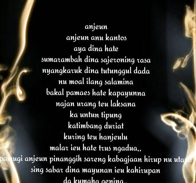 Gambar Kata Sunda Sabar Di 2020 Dengan Gambar Kata Kata