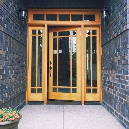 Čo poviete na moje nové vchodové dvere? :) http://ddtrade.sk/clanky/vchodove-dvere-do-domu-pekne-alebo-bezpecne