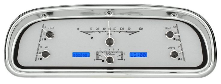 Dakota Digital 196063 Ford Falcon Analog Dash Gauge
