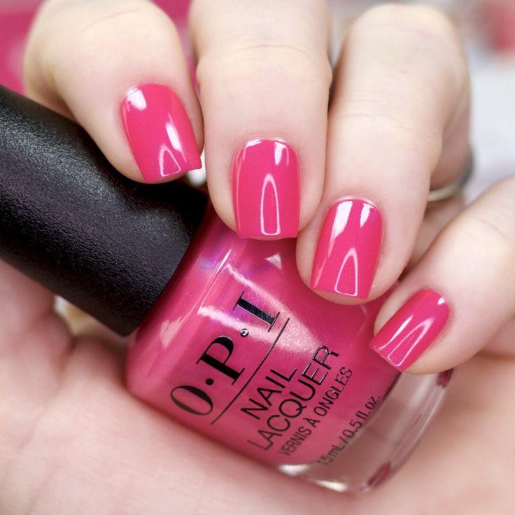 Opi Mexico City Collection Spring 2020 The Feminine Files Shimmer Lip Gloss Nail Polish Nail Colors