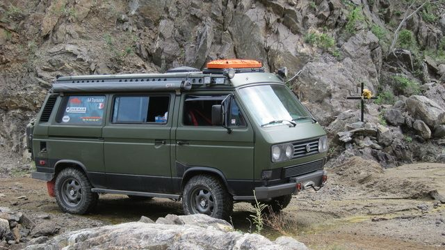 Perfect Syncro De Mayo East  Offroad Event For Vanagon Syncro Vehicles