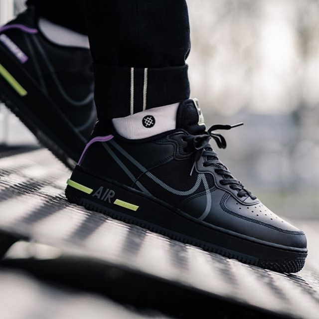 air force 1 react hombre