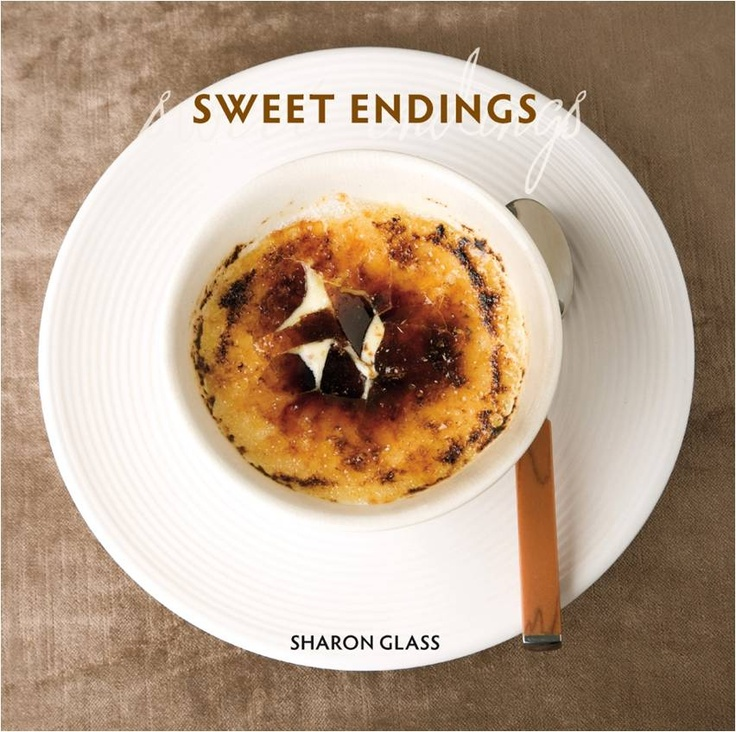 Sweet Endings by Sharon Glass. Available from www.atv.co.za or http://www.exclus1ves.co.za/books/Sweet-Endings-AuthorSharon-Glass/000000000100000000001000000000000000000000000009780620412063/ or www.kalahari.net. #SharonGlass #cooking