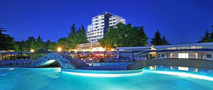 Croatia, Poreč, Valamar Diamant Hotel**** http://relaxino.com/en/croatia-porec-valamar-diamant-hotel