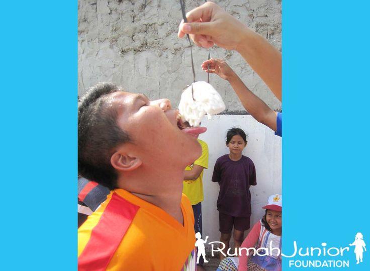 Rumah Junior Foundation  Memperingati 70 Tahun Indonesia Merdeka (17-08-1945 s/d 17-08-2015)