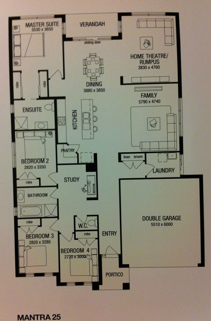 Masterton homes floor plans homes home plans ideas picture - Masterton Homes New House Plansdream Housescrosswordfloor