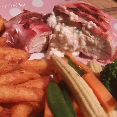 Sugar Pink Food: Slimming World Friendly Recipe -Bacon Wrapped Jala...