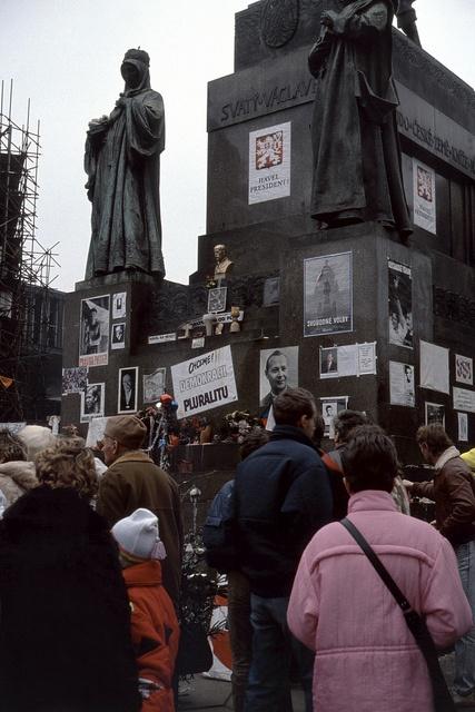 1989-11 Revolution    Czech Republic - November Days in Prague (Year 1989)