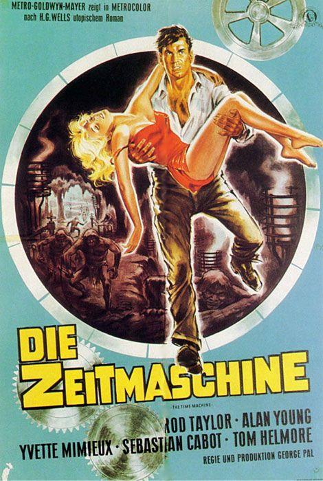 Poster zum Film: Zeitmaschine, Die