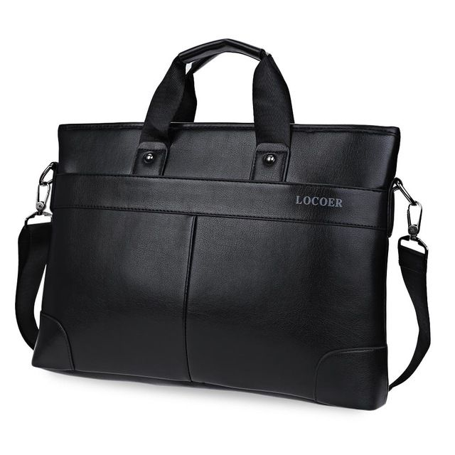 Classic Leather Men Tote Bag //Price: $36.70 & FREE Shipping //     #style #bags
