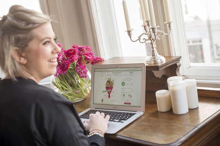 Franziska von Hardenberg erzählt zum ersten Mal, wie es war, mit ihrem Blumenversand Bloomy Days Insolvenz anmelden zu müssen